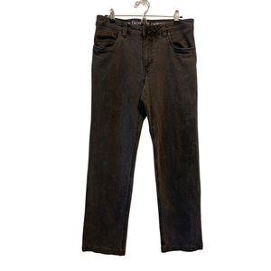 Prana Breathe Men's Gray Denim Jeans Size 32WX32L